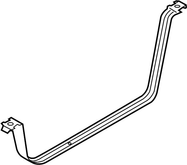 kc volkswagen fuel tank strap system liter components emich volkswagen denver
